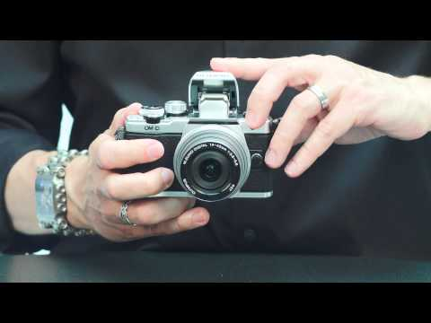 Olympus OM-D E-M10 Mark II - LAUNCHED!