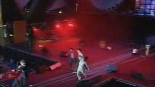 Rantarock 1997 - Heath Hunter  - Love Is  A Mystery