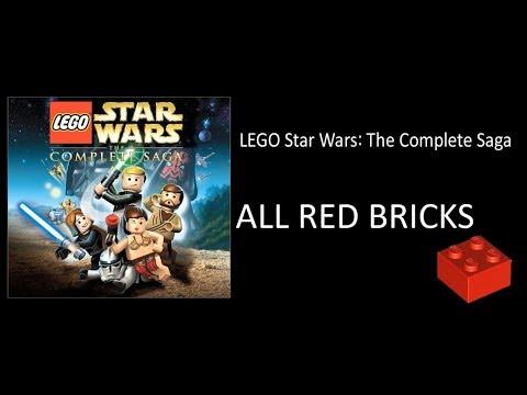 LEGO Star Wars: The Complete Saga - All 36 Power Bricks