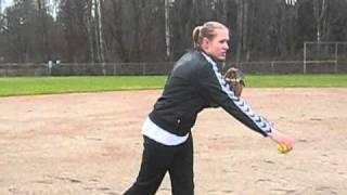 Softball Throwing Tutorial