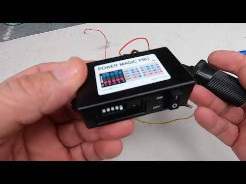 Power Magic Pro Dashcam Power Supply Install