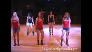 Round Up Dance Team - Night Club | Dance Club