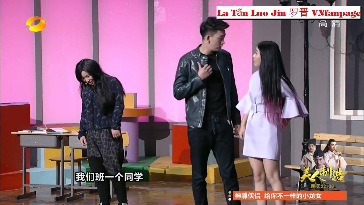【Vietsub】Cut 3 La Tấn show