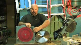 How To Store Table Saw Blades