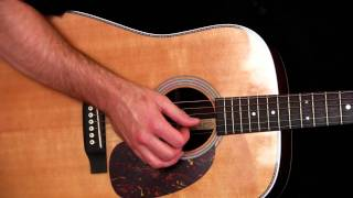 Guitar Fingerstyle and Guitar Picking for Acoustic Guitar