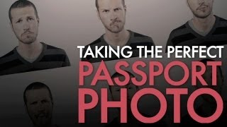 Take A Good Passport Photo