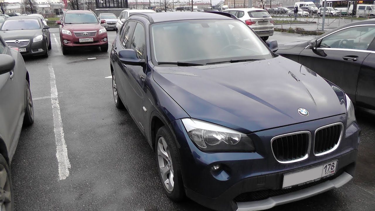 выбираем бу авто Bmw X1 E84 бюджет 900 950тр Youtube