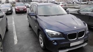 видео Запчасти для BMW X1 (БМВ Х1 (ИКС 1))