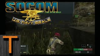 SOCOM 2 Online 2016 #1 - The Ruins - SOCOM 2 Gameplay XLINK