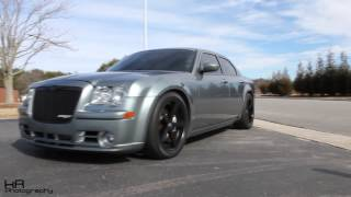 Dustin's Procharged SRT8