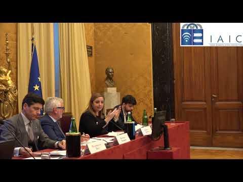 """""""Poche Parole tra copyright e consumatori"""" - Intervento dell'On. Isabella Adinolfi"""