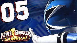 Power Rangers Samurai: Part 5 A Fish Out of Water! Nintendo Wii (co-op) Walkthrough