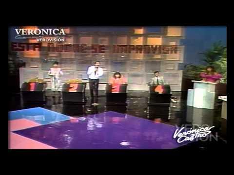 Verónica Castro: Esta Noche se Improvisa
