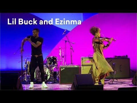 Movement Artist Lil Buck And Violinist Ezinma Perform At Summit LA17