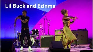 Movement Artist Lil Buck and Violinist Ezinma Perform at Summit LA17