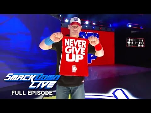 WWE SmackDown LIVE Full Episode, 27 December 2016