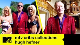 EP#1: Hugh Hefner's Ultimate Party Pad | MTV Cribs Collections
