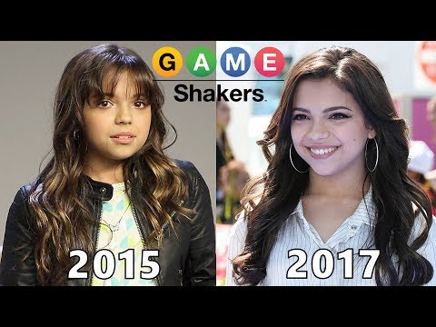 game shakers kenzie nackt