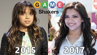Game Shakers Then And Now 2017