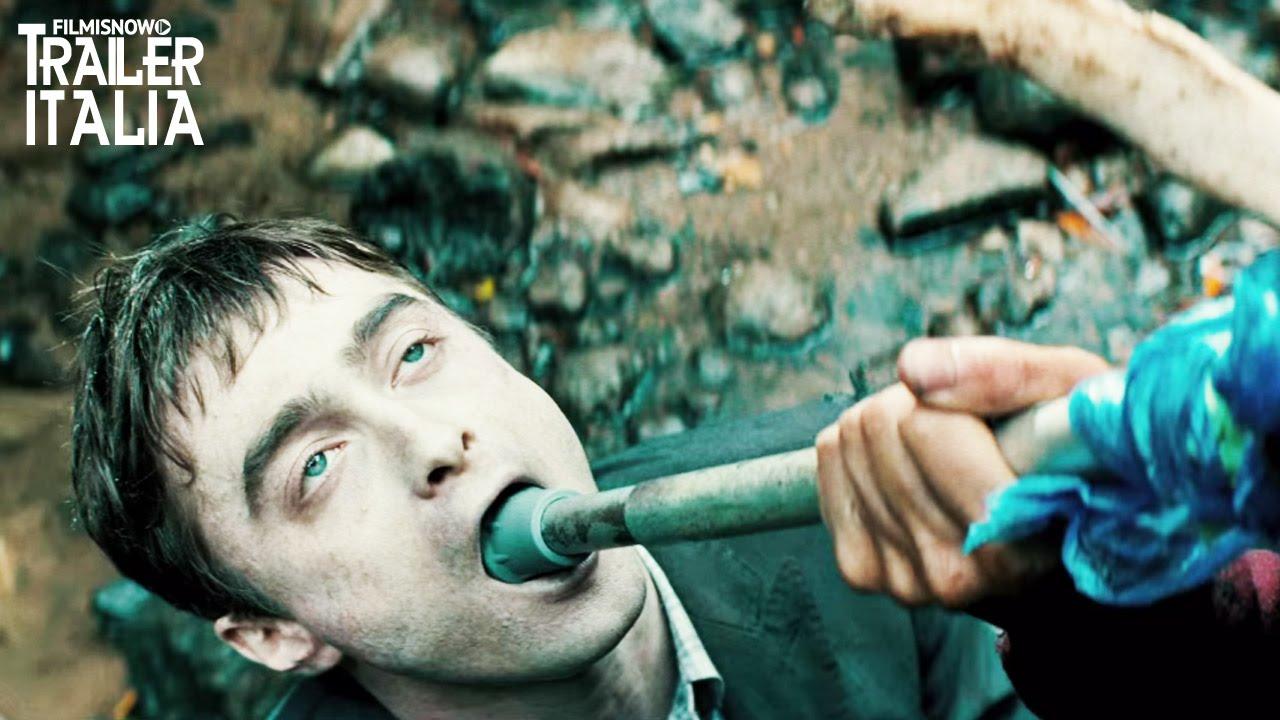 Swiss Army Man con Daniel Radcliffe - Trailer Ufficiale V.O. [HD]