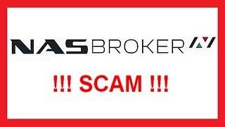 NAS Broker (НАС Брокер) - ВНИМАНИЕ!!! !!! | бинарные опционы с лицензией фсфр