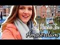 24 HOURS IN AMSTERDAM! - Travel Vlog | BeautySpectrum
