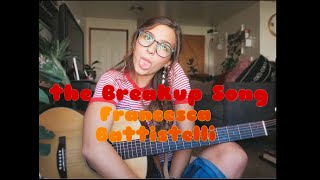 The Breakup Song//Francesca Battistelli//Mikaela Gomberg (COVER)