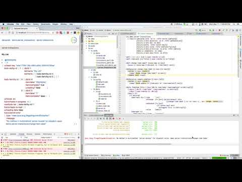 Fulcro 2.0 Basics Part 7 – Basic Full-Stack Mutations