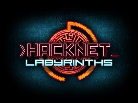 Hacknet Labyrinths Full Play Walkthrough