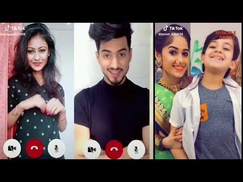 Tiktok Musically Viral Song #Love Karke Bhage Hain Ghar Se Up Laut Ke Na Ayenge Thik Hai