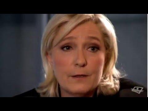 Marine Le Pen chez les Francs Tireurs au Québec 22.03.16