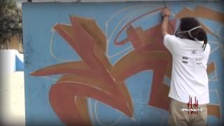 graffiti 3d style hugh fdm crew hd