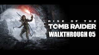 Rise of the Tomb Raider Walkthrough 05 (Ita, no commentary)