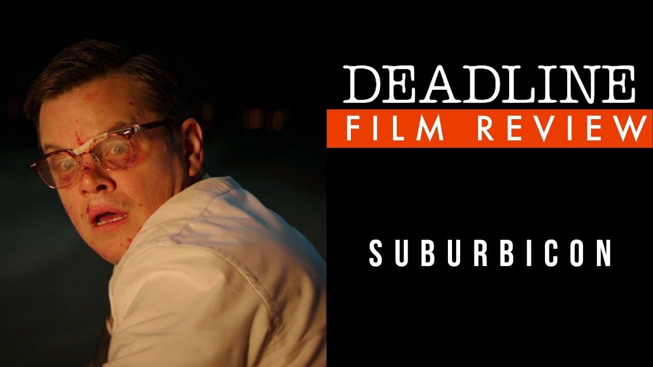 Download Suburbicon Review - Matt Damon, Julianne Moore