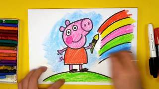 Смотреть видео папа рисует