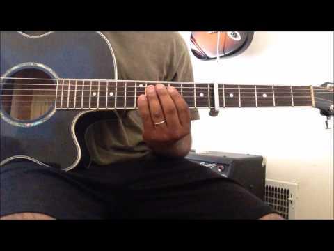 Vanna Aaudaina - Guitar Lesson
