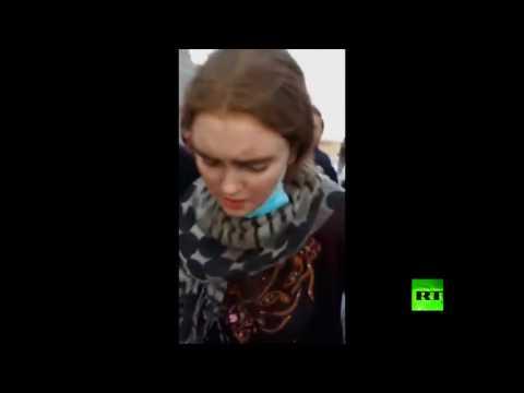 """""""حسناء الموصل"""" تظهر في فيديو!"""