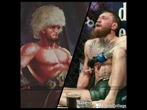 No Respect Moments - Conor McGregor vs Khabib Nurmagomedov {Özel Montaj}