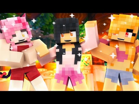Girls Night Out    Love ~ Love Paradise MyStreet [S2:Ep.17 Minecraft Roleplay]