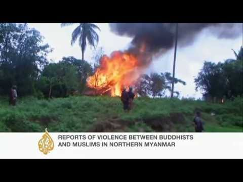 Analysis: Myanmar sectarian violence erupts anew