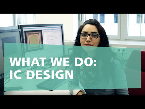 What we do: IC Design