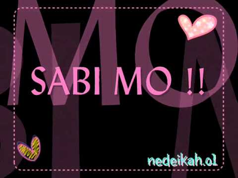 sabi mo by wiseguys :)