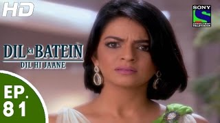 Dil Ki Baatein Dil Hi Jaane - दिल की बातें दिल ही जाने - Episode 81 - 22nd July, 2015