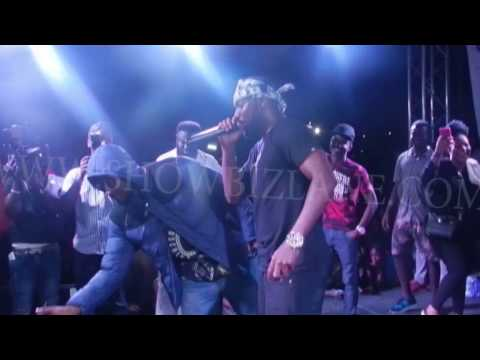 Yaa Pono Drinks Alcohol ON Stage
