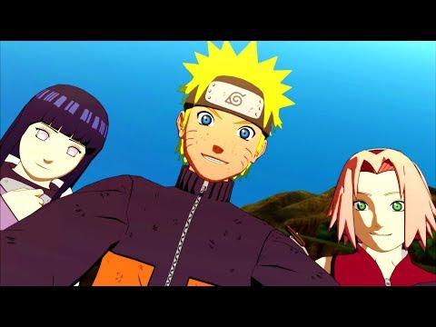 Mecha Naruto Story Ending