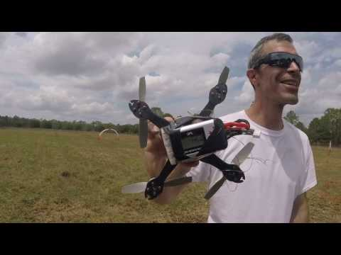 Worlds FASTEST racing drone 145mph!!