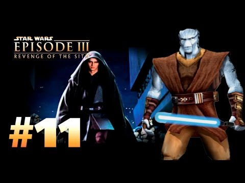Star Wars Episode 3: Revenge of the Sith (PS2) Walkthrough: Part 11 - The Hunt Begins