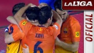 La Liga | Levante UD - FC Barcelona (0-4) | 25-11-2012 | J13 | Resumen