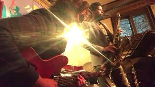 "Will Brahm Quartet - ""Ask Me Now"" (live in Madrid, Spain @ Café Central)"