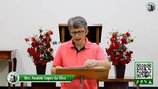 Estudo Bíblico -Salmos 66 - 10/09/2020 - Rev. Anatote Lopes da Silva